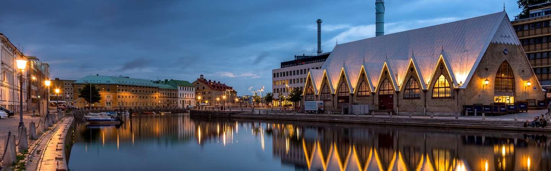 Schweden Urlaub in Göteborg